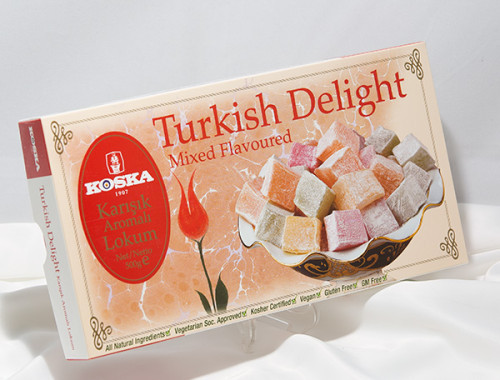 Llokume (Turkish Delight) Recipe — Dishmaps