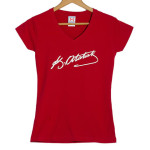 Canada Turkish Ataturk Signature Red Tshirt For-women Ataturk Imza Kirmizi Bayan Toronto Mississauga Vaughan Windsor Oshawa Markham Oakville North York Burlington Scarborough Ajax Brampton Hamilton Kitchener London Laval Ottawa Montreal Quebec Vancouver Pickering Halifax Calgary Edmonton Alberta Winnepeg British Columbia Manitoba New Brunswick Ontario Saskatchewan Nova Scotia United States