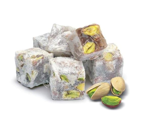 Turkish Delight Pistachio Toronto Canada United States Lokum