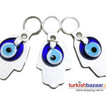 Where To Buy Evil Eye Lucky Charm keychain Fatima's Hand, nazar boncuk, Fatimanin Eli anahtarlik: Canada, United States, Toronto, Mississauga, Montreal, Calgary, Ottawa, Edmonton, Mississauga, Winnipeg, Vancouver, Brampton, Hamilton, Quebec City, Surrey, Laval, Halifax, London, Markham, Vaughan, Gatineau, Saskatoon, Kitchener, Windsor, Regina, Richmond, Richmond Hill, Oakville, Burlington, Oshawa, Catharines, Cambridge, Kingston, Whitby, Guelph, Ajax, Thunder Bay. Vancouver, Milton, Niagara Falls, Newmarket, Peterborough, Sarnia, Buffalo, Fredericton, Alberta, British Columbia, Manitoba, New Brunswick, Newfoundland and Labrador, Nova Scotia, Ontario, Prince Edward Island, Saskatchewan, Northwest Territories, Nunavut, Miami, Manhattan, San Francisco, St. Louis, Pittsburgh, Austin, Washington, St. Paul, Minneapolis, Orlando, San Jose, Bridgeport , Seattle, Boston, Durham, New York, Houston, Des Moines, Dallas, Portland, Florida, Los Angeles, Madison, Minneapolis, Denver, Philadelphia.