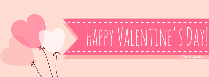 image relating to Happy Valentines Day Banner Printable identify Valentines Banner Suggestions