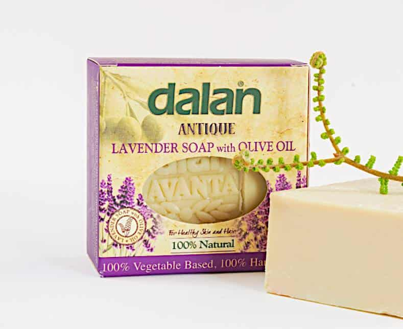 Lavender Soap with Olive Oil